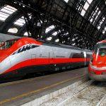 イタリア高速列車ROSSA