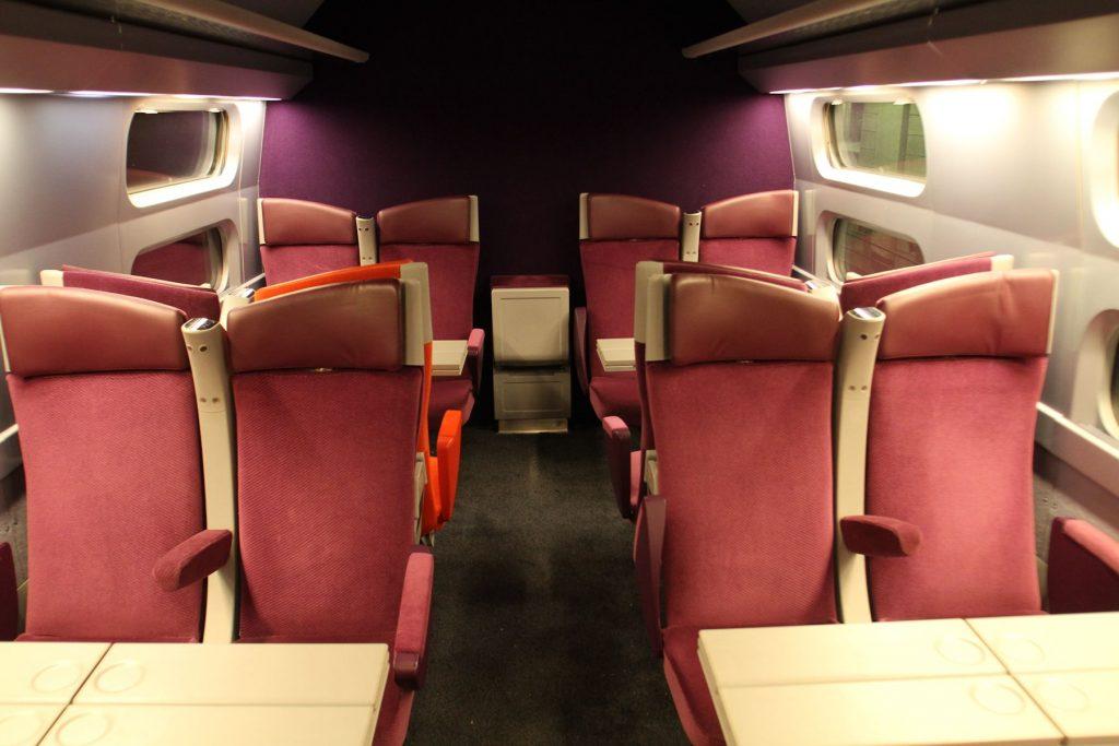 1等座席と2等座席の違い~TGV編~ | 鉄道マニアが教えるヨーロッパ鉄道 ...