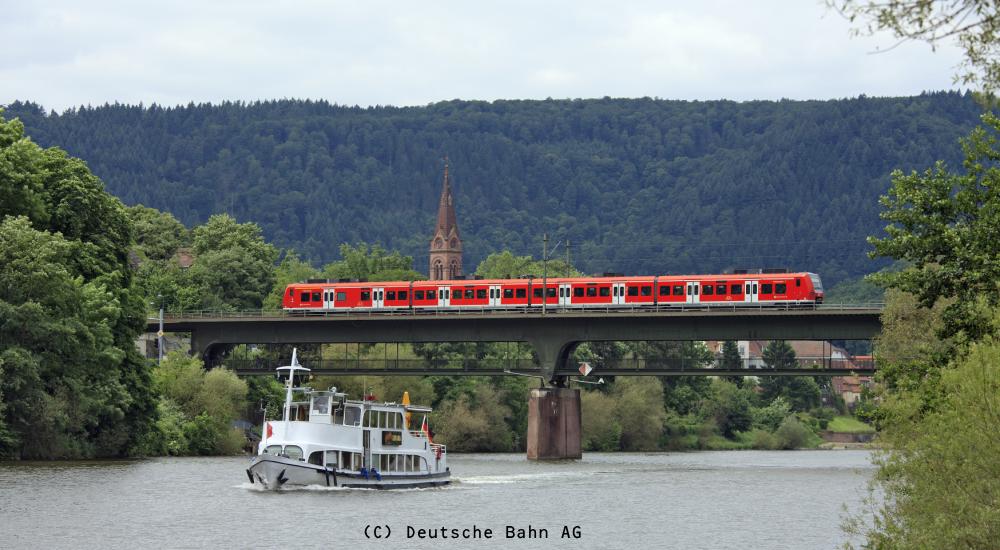 DB Regional写真