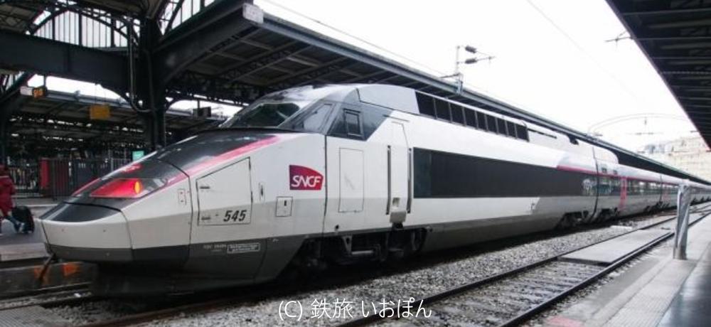 TGV Inouiの写真