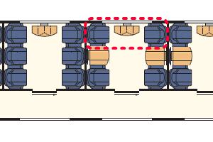 OBB EuroCity座席表