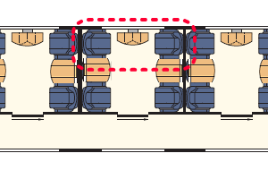 ICN座席表