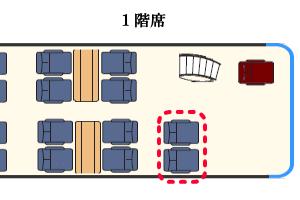 OBB IntercityBus座席表