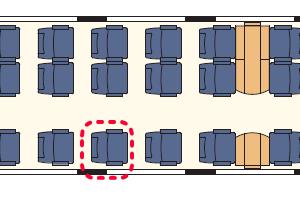OBB Railjet座席表