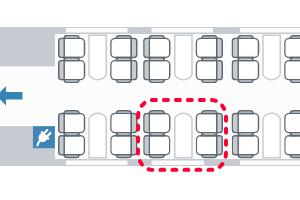 アレグロ座席表