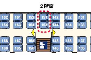 DB Intercity座席表