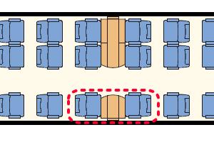 アヴァント座席表