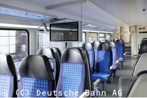 DB Regional 2等座席写真