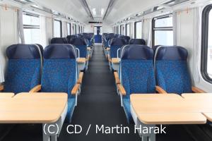 EuroCity2等座席写真