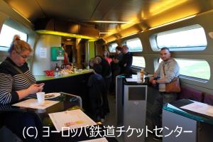 TGV Inoui ビストロ写真