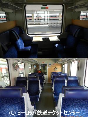 OBB EuroCity2等座席