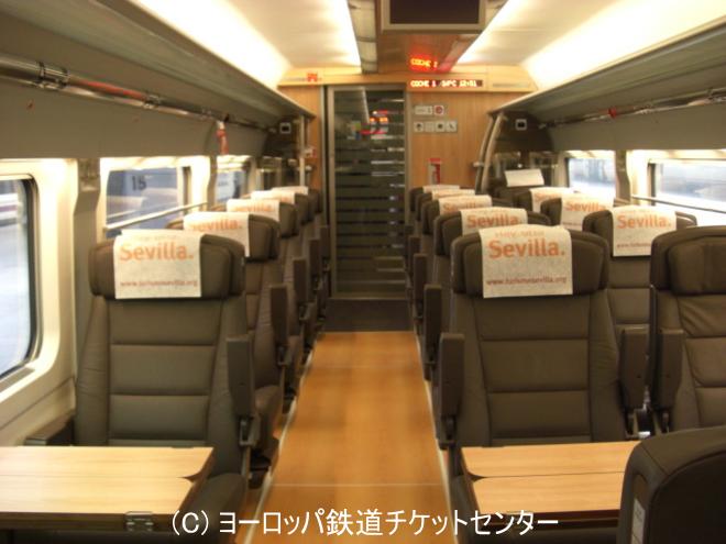 1等車両(RegioShark型)