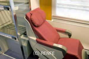 シャワー・トイレ付き寝台車両(1等)