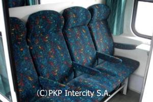 シャワー・トイレ付き寝台車両